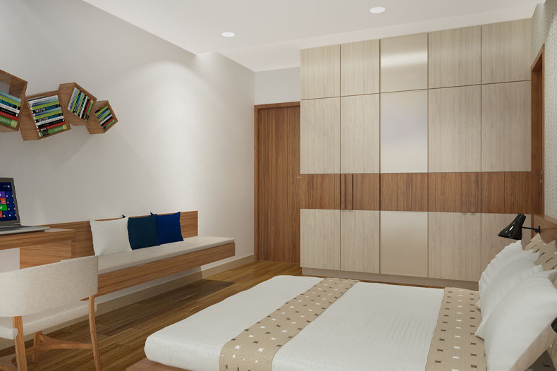 Master Bed Room 04