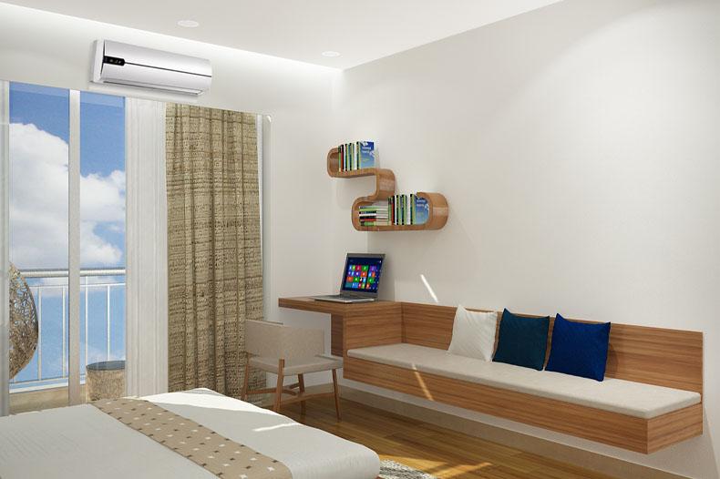 Master Bed Room 05